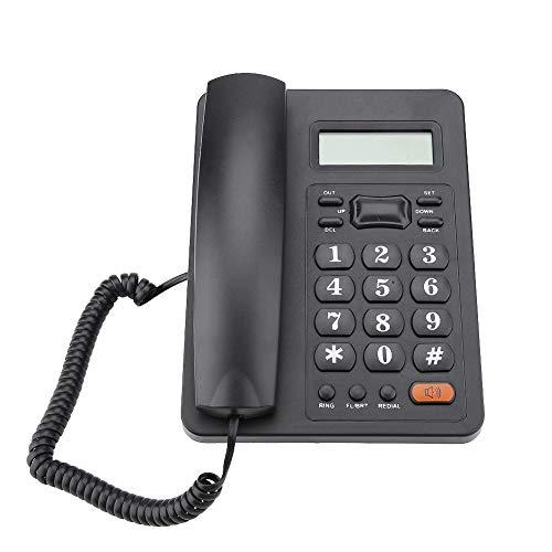 Mugast KX-T8207 Telefono Cable Fijo Sobremesa DTMF/FSK