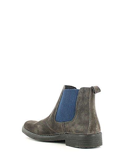 Igi&Co 6667 Boots à talons Man Anthracite