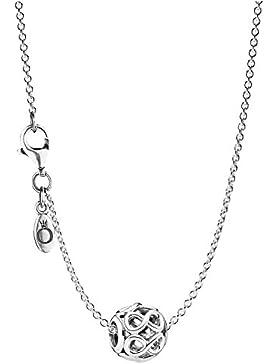Pandora Halskette mit Anhänger Unendlichkeit 08050