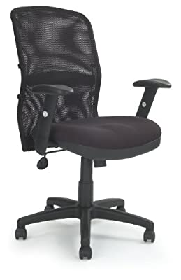 Royal Lifetree Fabric Pads Adjustable Swivel Office Desk Chair(Purple)