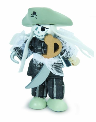 Le Toy Van - 21977 - Figurine - Le Pirate Fantôme