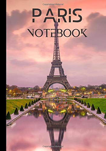 Zoom IMG-2 paris notebook french writing journal