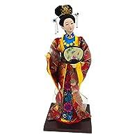 Black Temptation Ancient Chinese Dolls, Handicraft Ornaments, Figurine Ornaments Gift, E01