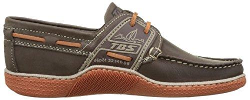 TBS Globek D8, Chaussures Bateau Hommes, Marron (Datte Encre), 40 EU Marron (Ebene Brique)
