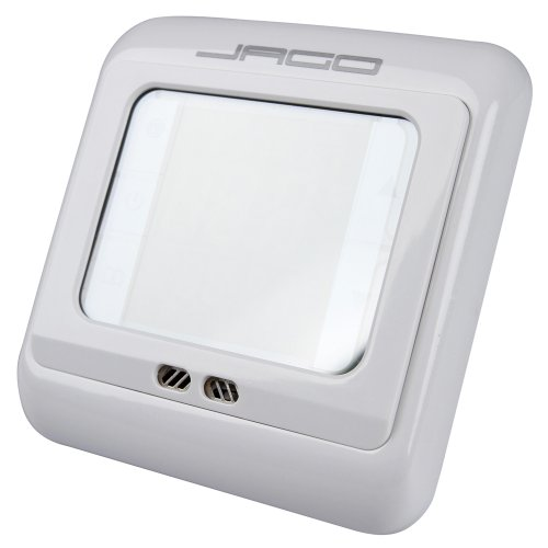 Room Thermostat (White) Programmable Digital Touch Screen Display (Set of 9)