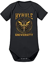 Touchlines Unisex Baby Body Hyrule University
