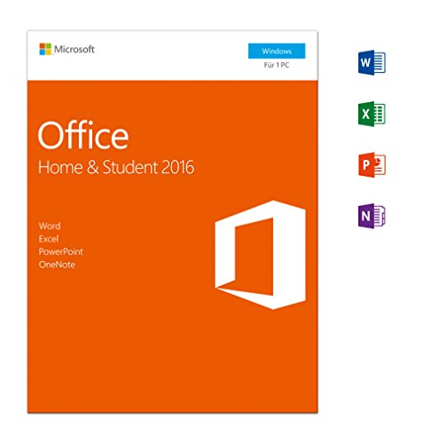 Preisvergleich Produktbild Microsoft Office Home and Student 2016 / PC / Download