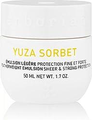 ERBORIAN Yuza Sorbet Jour Crème Légère Protection Fine/Forte, 50 ml