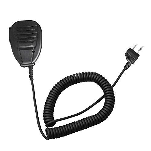 Arama B800L02 Heavy Duty Handheld Shoulder Funkgeräte lautsprecher mikrofon with PTT for Midland Alan 2 Way Radio