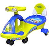 EHomeKart Boost Deluxe Twist And Swing Magic Car For Kids With Music And Lights For Boys And Girls (1 Year To 4 Years)