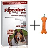 Goofy Tails - Savavet Fiprofort Plus Spot-On For Dogs (40-60kg) 4.02ML With Key Chain