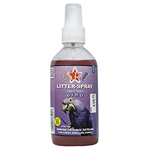Cero Antibacterial Bird Litter Spray (200Ml)