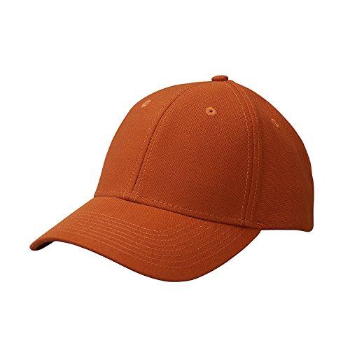 Ouray Sportswear Damen Industrial Canvas Cap Mütze, Vintage Rust, Einstellbar Athletic Vintage Cap