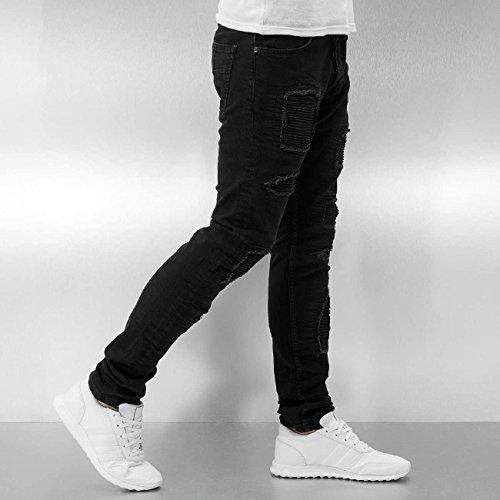 2Y Homme Jeans / Slim Rugga Noir