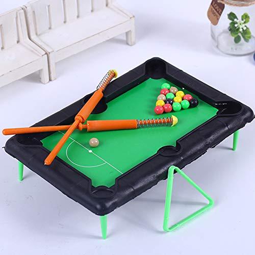 WiFndTu - Juego de mesa de billar portátil para niños