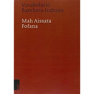 Vocabolario bambara-italiano