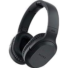 Sony MDR-RF995RK Negro Supraaural Diadema Auricular - Auriculares (Supraaural, Diadema, Inalámbrico