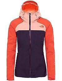 The North Face Damen Stratos Jacket Jacke, Grau