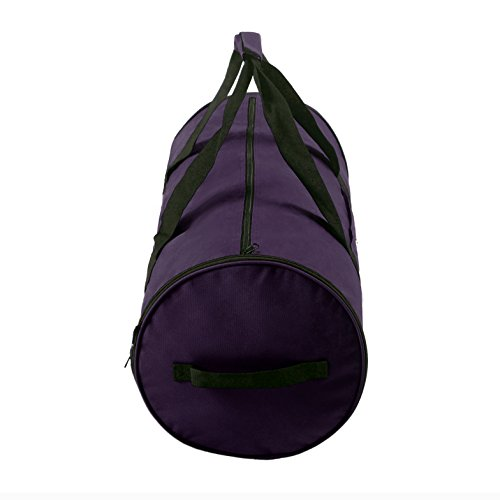 FlyGEAR Borsa da palestra nero Black large Purple