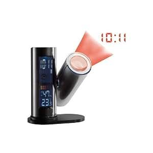 Clip Sonic SL221–Thermomètre USB, Noir