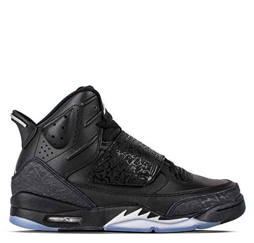 Nike Kinder Air Jordan Son of Mars Sneaker Schwarz (Black/Metallic Silver/Anthracite)