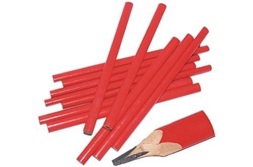 24 Stück Zimmermannsbleistifte 175 mm Bleistifte Zimmermann Bau Baubleistifte