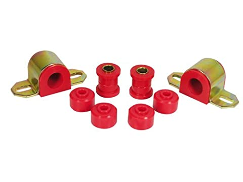 Prothane 1-1104 Red 25 mm Front Sway Bar Bushing Kit by Prothane