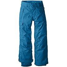 Quiksilver Snowboard Hose Porter Y Pants - Pantalones de esquí para niño, color azul brillante, talla L
