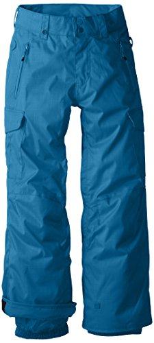 Quiksilver Jungen Snowboard Hose Porter Y Pants, Brilliant Blue, XS, EQBTJ00027 (Snowboard-hose Quiksilver)