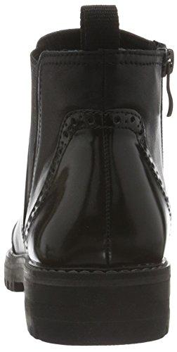 Marco Tozzi Premio 25451, Bottes Chelsea Femme Noir (BLACK ANT.COMB 096)
