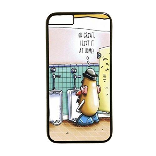 Funny Mr Potato Head Passt Telefon Fall iPhone 6gratis P & P., Weiß, iPhone 4/4S -
