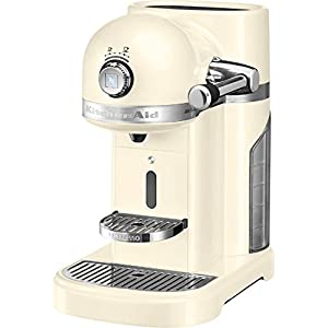 Kitchenaid 5KES0503EAC Nespresso Kapselmaschine almond cream 9
