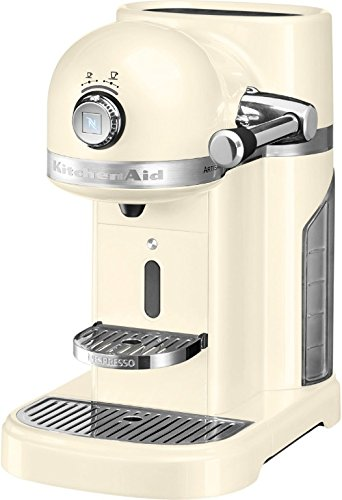 Kitchenaid 5KES0503EAC Nespresso Kapselmaschine almond cream 32