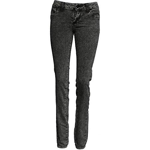 LTB Damen Jeans Jeggins Denim Joggjeans DORA Mid Rise Skinny Grau S - L-Grau-M