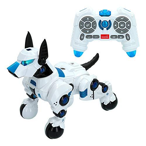 color baby s.l...- Perro Robot Inteligente con Cargador USB (ColorBaby 44872)