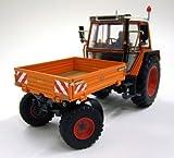 Fendt Geräteträger 360 GT Kommunal hell weise-toys 1:32