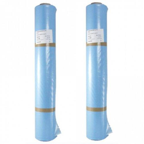 2x Dampfsperrfolie je 2m x 50m Dampfbremsfolie Dampfsperre Dampfbremse Dachfolie