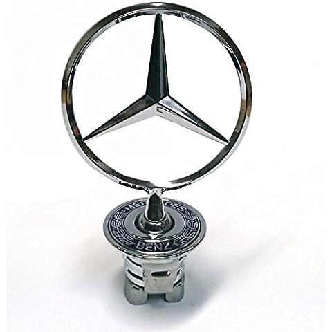 Mercedes-Benz Mercedes Estrella en capó