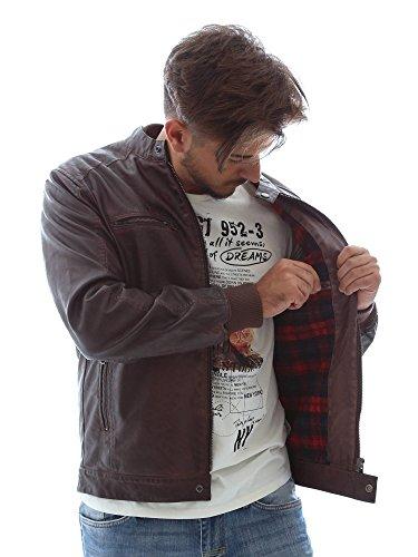 Gaudi jeans 62BU35007 Giacca Uomo Marrone S