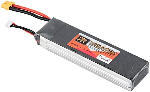 VCBBVG ZOP Power 11.1V 5000mAh 60C 3S 1P Lipo Lipo Lipo Battery XT60 Plug for RC Drone Car Boat-Black | De Biens De Toutes Sortes Sont Disponibles  1cd259