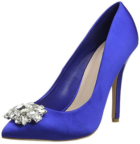 Carvela Damen Kollette Pumps Blau (blu)