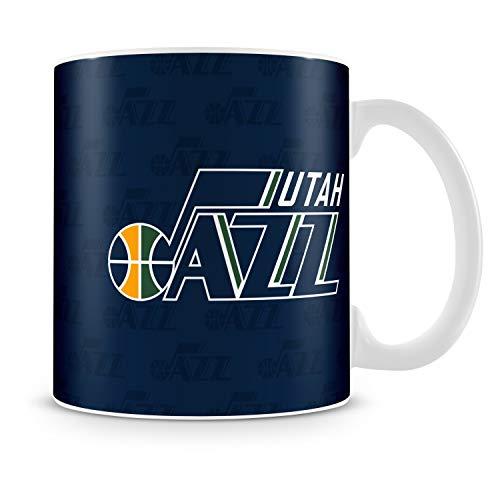 Fanatics NBA Team Keramik Kaffeetasse - Utah Jazz