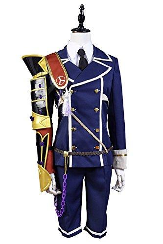 Touken Ranbu Gotou Toushirou Outfit Cosplay Kostüm (Kostüm Nakigitsune)