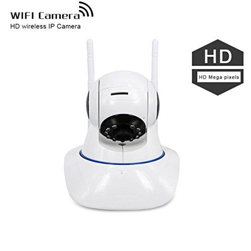 shengyaohul Indoor Hausautomation Überwachungskamera-, 960p Wireless Full HD Video Baby Monitor, ohne Sicherheitssysteme der Kamera with Investitionen Bild-/Capture-Bilder/Tor White IP Kamera - Vigilancia Camara Ip