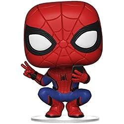 Funko- Pop Vinyl: Spider Man Far from Home: MJ Figura Coleccionable, Multicolor (39403)