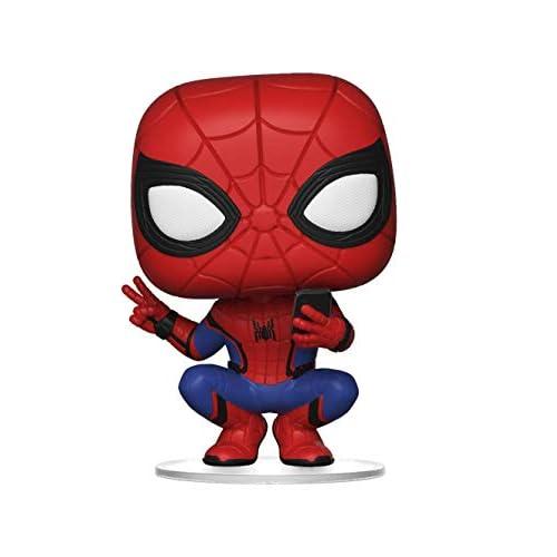 Funko- Pop Vinyl: Spider Man Far from Home: MJ Figura Coleccionable, Multicolor, Talla Única (39403) 4