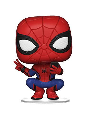 Funko- Pop Vinyl: Spider Man Far from Home: MJ Figura Coleccionable, (39403)