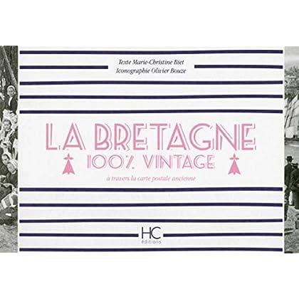 La Bretagne 100 % vintage à travers la carte postale ancienne