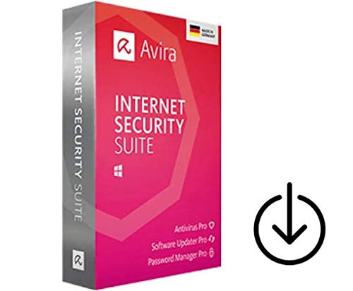 Avira Internet Security Suite|3Geräte|3Jahre|Sie erhalten 3 Jahre die neuesten Updates|Aktivierungscode/Lizenzzertifikat per Post[Lizenz]