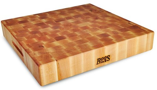 Hackbrett Chopping Block 46x46x7.5cm von Boos Blocks Chopping Block